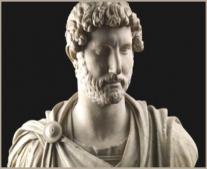 ولد الامبراطور الروماني هادريان