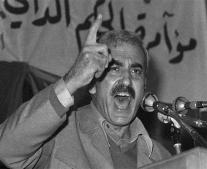 توفي المناضل الفلسطيني جورج حبش