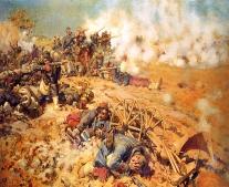 """سقوط باريس في القبضة الألمانية """"الحرب الفرنسية البروسية"""""""