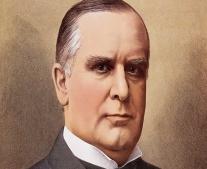 ولد ويليام مكينلي رئيس الولايات المتحدة