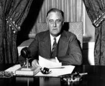 ولد رئيس الولايات المتحدة الرئيس فرانكلين روزفلت.