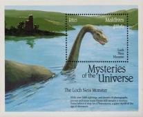 مشاهدة وحش بحيرة لوخ نس (Loch Ness Monster)
