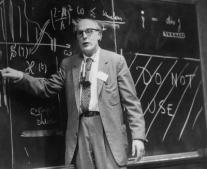 توفي الفزيائي الألماني هانز ينسن J. Hans D. Jensen