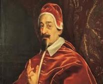ولد البابا الكسندر السابع Pope Alexander VII