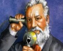 تسجيل براءة اختراع الهاتف لألكسندر جراهام بيل