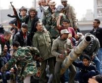 وقوع معركة بنغازي بليبيا