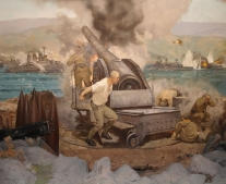 نشبت معركة جاليبولي