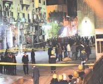 حدوث إنفجار بسوق خان الخليلي