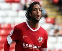 ولد اللاعب المصري احمد حسام ميدو
