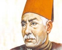 ولد الشاعر المصري حافظ إبراهيم