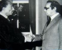 وصل اول سفير مصري في إسرائيل و اول سفير إسرائيلي في مصر