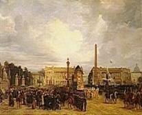 وفاة نابليون بونابرت (Napoléon Bonaparte)