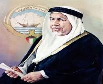 توفي الشيخ عبدالله السالم الصباح حاكم الكويت
