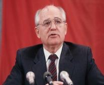 ولد رئيس الإتحاد السوفييتي ميخائيل غرباتشوف (Mikhail Gorbachev)
