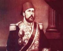 توفي حاكم مصر الخديوي إسماعيل