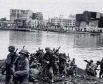 إنتهاء معركة مانيلا