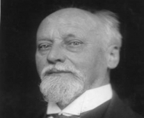 توفي ناشط السلام الألماني لودنيج كويد Ludwig Quidde