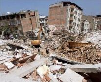حدوث زلزال شديد في تركيا بمقدار 6.2 رختر