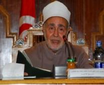 عين الشيخ محمد سيد طنطاوي شيخاً للأزهر