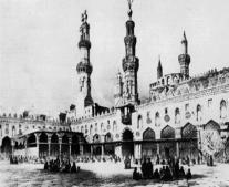 وضع جوهر الصقلي حجر أساس الجامع الأزهر بأمر من الخليفة المعز لدين الله الفاطمي