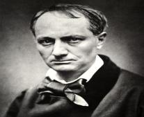 ولد شارل بودلير شاعر فرنسي