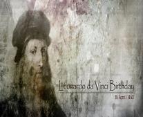 ولد ليوناردو دا فينشي Leonardo Da Vinci