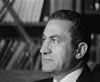 تولي محمد حسني مبارك منصب نائب رئيس الجمهورية