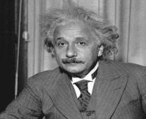 توفي العالم الفزيائي الكبير ألبرت أينشتاين Albert Einstein