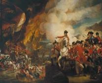 قيام حرب الإستقلال الأمريكية