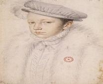 ولد الملك فرانسوا الثاني ملك فرنسا