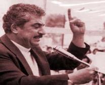 مولد الشاعر و الكاتب توفيق زياد
