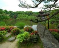 افتتاح حديقة أوينو في طوكيو