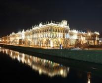 الروس يحتلون مصب نهر نيفا ويضعون أساس مدينة سانت بطرسبرغ