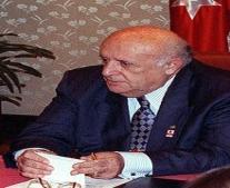 سليمان ديميريل رئيسًا للجمهورية التركية