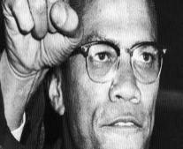 ولد مؤسس حركة أمة الإسلام في الولايات المتحدة مالكوم إكس (Malcolm X)