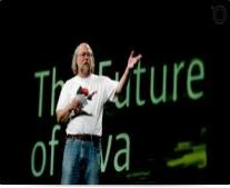ولد مطور لغة البرمجة جافا جيمس جوسلينج (James Gosling)