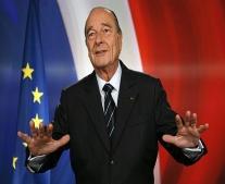 جاك شيراك يتولى رئاسة فرنسا