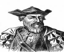 البحار البرتغالي فاسكو دا جاما (Vasco da Gama) يصل إلى كوجيكوده في الهند