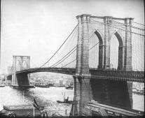 افتتاح جسر بروكلين بعد 14 عامًا من البناء