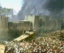 الحملة الصليبية الخامسة تغادر عكا إلى مصر
