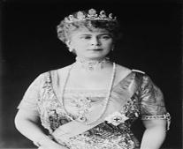 ولدت الملكة ماري تك