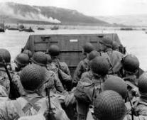 قوات الحلفاء تدخل روما في نهاية الحرب العالمية الثانية