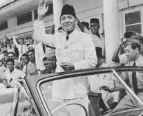 ولد أول رؤساء أندونيسيا أحمد سوكارنو