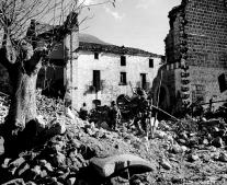 سقوط العاصمة الإيطالية روما بيد الحلفاء في الحرب العالمية الثانية