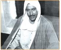 وفاة الشاعر فهد راشد بورسلي