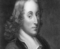 """ولد العالم الفرنسي بليز باسكال """"Blaise Pascal"""""""