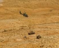 قوات الردع العربية تبدأ بالوصول إلى لبنان
