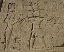 """ولد آخر ملوك الفراعنة البطالمة """"بطليموس الخامس عشر"""""""
