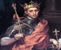 ميلاد الملك لويس التاسع، ملك فرنسا