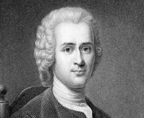 """ولد الفيلسوف السويسري جان جاك روسو """"Jean-Jacques Rousseau"""""""